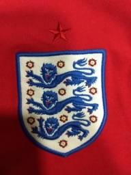 Camiseta seleção inglesa Original