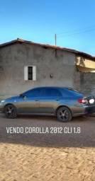 Corolla GLI 1.8 - 2012