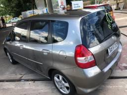 Honda FIT LXL AUTOMÁTICO CVT + GNV Pneus Novos - 2008