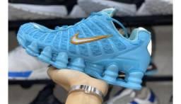 Nike shox 12 molas cores novas