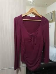 Lindas blusas, sobretudo e jaquetas