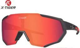 Óculos de Ciclismo Premium O Kit - 3 Lentes Adicionais