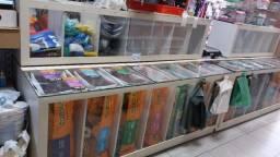 Vendo balcão espositores para pet shop