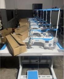 Título do anúncio: Máquinas de Costura Reta/ Overlock/ Colarete Jack Entrega Grátis em todo o município do RJ
