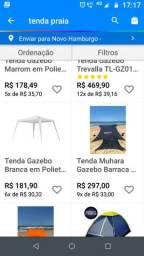 Compro tenda de praia