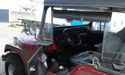 Jeep Willys 75 - excelente oportunidade