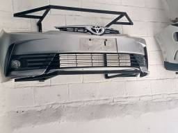 Para-choque dianteiro Toyota Corolla 2019 semi-novo original