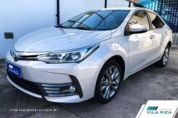 Vila Rica Seminovos - Toyota Corolla XEi, 2.0, 2019, Completo