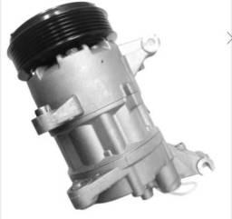 Compressor Ar Condicionado Denso Palio Bravo Doblo Punto Siena Strada Linea