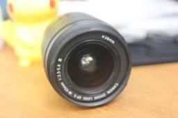 Lente Canon EFS 18-55mm Macro