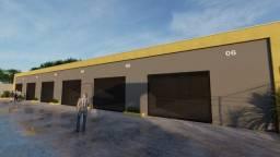 Smart Log, 12 Galpões com segurança privada, Galpão com 138m², Lançamento