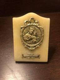 Linda e Antiga Medalha de Nossa Senhora do Carmo