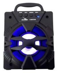 Caixinha de som Bluetooth com ótimo som e qualidade excelente