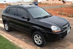 Tucson GLS 2013 automática - Pego carro de menor valor no negócio
