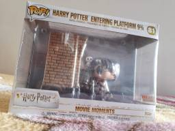 Funko Pop Harry Potter Entering Platform 9 3/4 - Movie Moments - #81