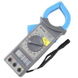 Alicate Amperímetro Digital Et-3200a 1000a Ac
