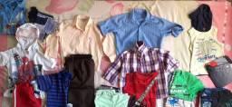 Bazar de roupas e calçados
