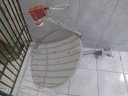 Antena sky perfeita e completa