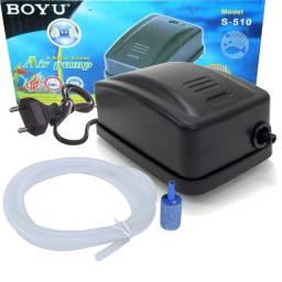 Compressor de ar para peixes Boyu Sp-500