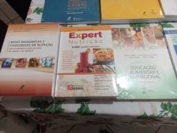 Livro para estudante de nutrição