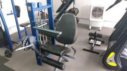 Cadeira extensora/flexora