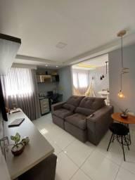 Apartamento lindo, todo reformado e com mobília projetada.