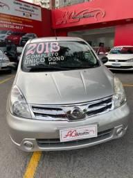 Nissan Livina 1.6 SV 2013