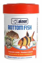 Ração Botton Fish 50G Nutricon