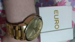 Relógio Euro.
