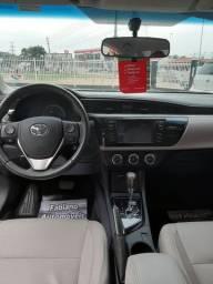 Toyota Corolla foi ano 2017