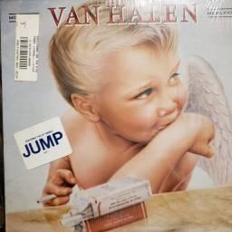 Disco de vinil Van Halen Jump importado 1984