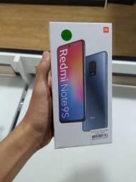 Redmi Note 9s! | Versão de 128 GB de 6 RAM!