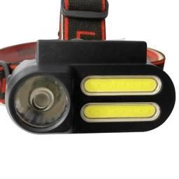 Título do anúncio: Lanterna Recarregável De Cabeça Litian -