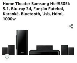 Home theater 1000w (Parcelo)