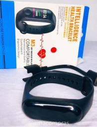 Relógio Inteligente SmartBand M3 (Entrega grátis)