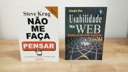 Livros Sobre Design de Sistemas ( seminovos )