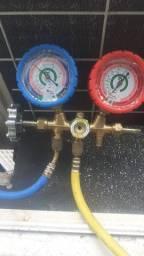 Manutenção geral é instalação de ar condicionado
