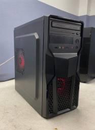 PC gamer i3 4170 8GB GTX 550 Rodando GTA 5 e free fire