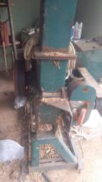 Picadeira pp4610(4facas/trator) + motor weq 12,5cv