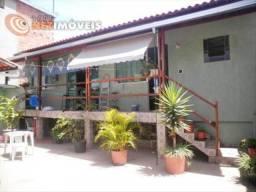 Casa à venda com 4 dormitórios em Santo andré, Belo horizonte cod:89193
