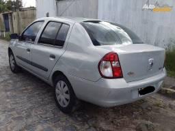 Renault Clio Sedan 1.0 Expression 2009 Completo Apenas 37.000 !