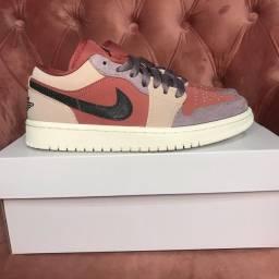 Air Jordan 1 Low Canyon Rust