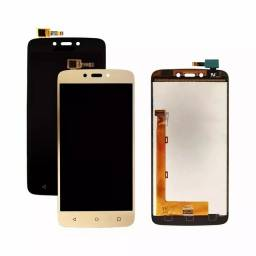 Tela Touch Display Motorola C C Plus  X Play X2 X4