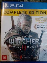 Vendo The Witcher 3 complete edition