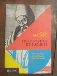 Livro os elementos de euclides