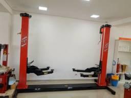 Elevador Automotivo 2500 kg Trifásico 220v gp motors