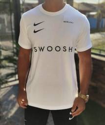 Camiseta Nike Double Swoosh Bordado Original