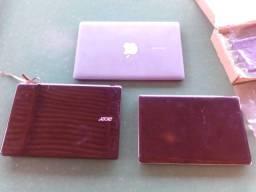 Netbooks e teclados leia a descrição