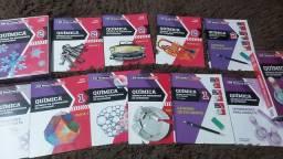 TODOS esses livros de Química por 20 reais