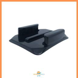 Suporte Curvo Base Curvada Adesiva de Capacete para Gopro